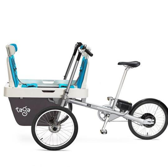 TAGA BIKE Family (ped.assistita)