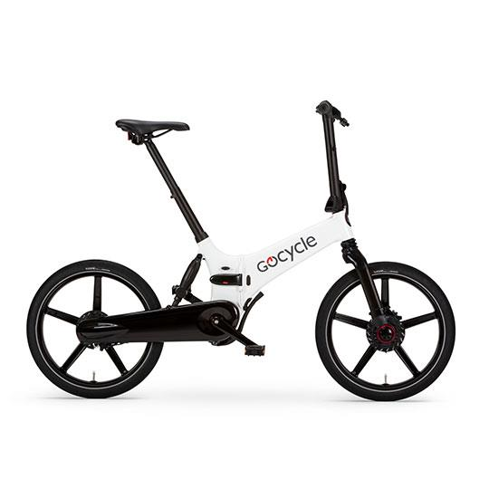 Gocycle GX White