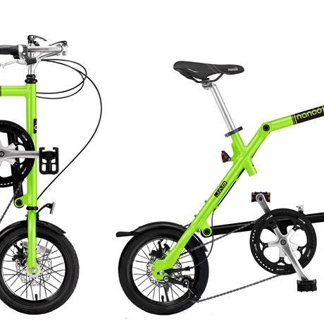 Bici Pieghevole Nanoo Prezzo.Nanoo 14